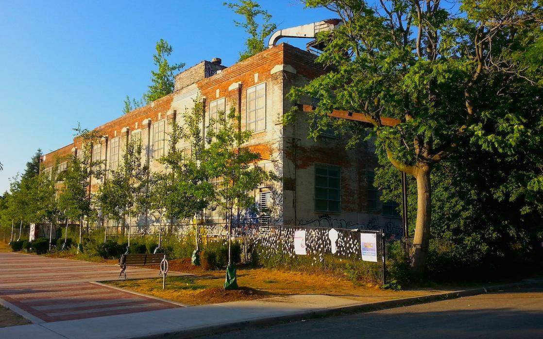 Wabash Community Centre site