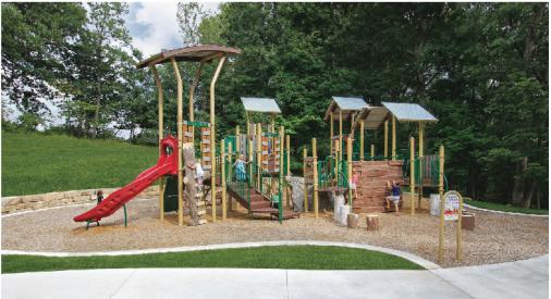Charles G Williams Playground