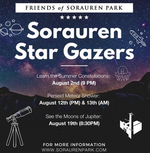 Sorauren Star Gazers